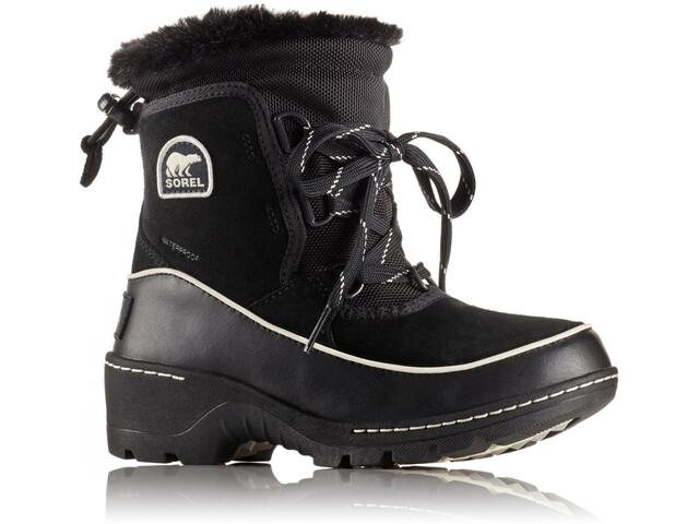 Sorel Torino Boots Dame black/light bisque